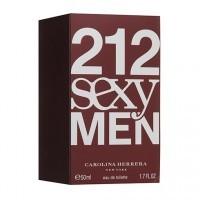 Perfume Carolina Herrera 212 Sexy Masculino 50ML