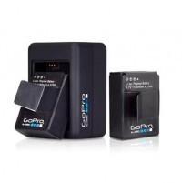 Carregador para Filmadora GoPro Dual AHBBP-301