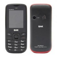 Celular BAK BK - MP674X Dual Sim
