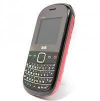 Celular BAK BK-Q611 Dual Sim no Paraguai