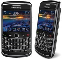 Celular BlackBerry Bold 9700 no Paraguai