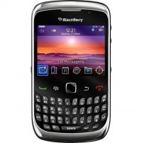 Celular BlackBerry Curve 9300 no Paraguai