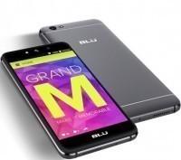 Celular Blu Grand M G070Q 8GB Dual Sim no Paraguai