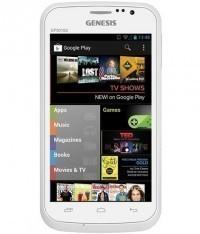 Celular Genesis Dual GP-501S2 4GB no Paraguai