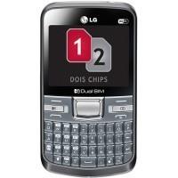Celular LG C199 Dual Sim no Paraguai