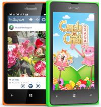 Celular Microsoft Lumia 435 Dual Sim 8GB no Paraguai