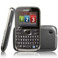 Celular Motorola Motokey EX-117 Tri Chip