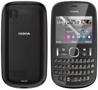 Celular Nokia Asha 201 no Paraguai