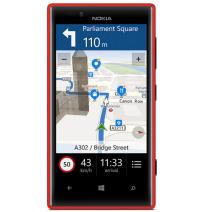 Celular Nokia Lumia 720 8GB no Paraguai