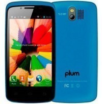 Celular Plum Axe Plus Z403 Dual Sim 4GB