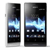 Celular Sony Xperia Miro ST23 4GB
