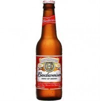 Cerveja Budweiser Long Neck 300ML no Paraguai