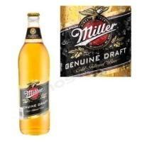 Cerveja Miller Draft Garrafa 709ML