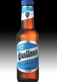 Cerveja Quilmes Long Neck 500ML no Paraguai
