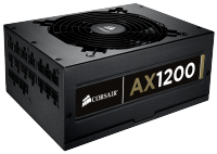 Fonte para PC Corsair AX Series 1200W no Paraguai