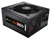 Fonte para PC Corsair AX Series 860W