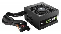 Fonte para PC Corsair CS Series 650W