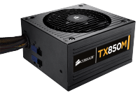 Fonte para PC Corsair Enthusiast Series 850W