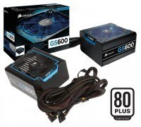 Fonte para PC Corsair GS Series 600W