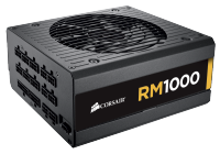 Fonte para PC Corsair RM SERIES 1000W no Paraguai