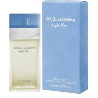 Perfume Dolce & Gabbana Light Blue Feminino 100ML