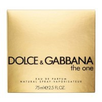 Perfume Dolce & Gabbana The One Feminino 75ML