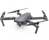 Drones DJI Mavic Pro 4K no Paraguai