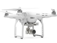 Drones DJI Phantom 3 Advanced no Paraguai