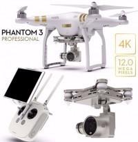 Drones DJI Phantom 3 Professional 4K