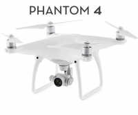 Drones DJI Phantom 4 no Paraguai
