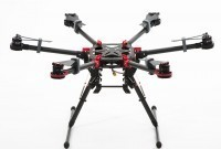Drones DJI Spreading Wings S900 no Paraguai