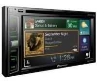DVD Automotivo Pioneer AVH-X1750 6.2 no Paraguai