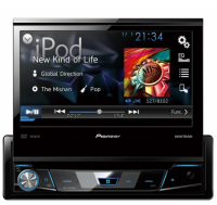 DVD Automotivo Pioneer AVH-X6750 7.0 no Paraguai