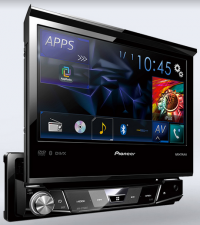 DVD Automotivo Pioneer AVH-X7750BT 7.0