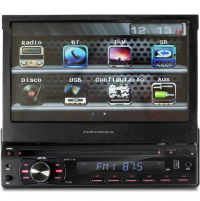DVD Automotivo Powerpack DVTF-716 7.0