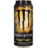 Energético Monster REHAB 458ML no Paraguai