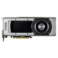 Placa de Vídeo EVGA GeForce GTX TITAN 6GB