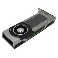Placa de Vídeo EVGA GeForce GTX TITAN Black 6GB