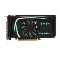 Placa de Vídeo EVGA GeForce GTX550 TI 1GB