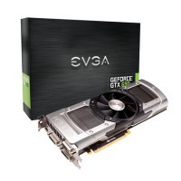 Placa de Vídeo EVGA GeForce GTX690 4GB