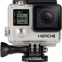 Filmadora GoPro HERO4 Black no Paraguai