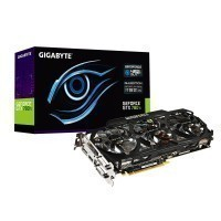 Placa de Vídeo Gigabyte GeForce GTX780 TI 3GB