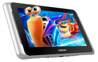 Tablet Genesis GT-7306 8GB no Paraguai