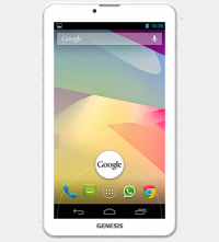 Tablet Genesis GT-7326 8GB no Paraguai