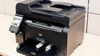 Impressora HP Laserjet Pro 100 M175NW