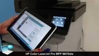 Impressora HP LASERJET PRO 400 M476DW