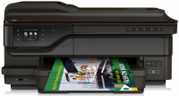 Impressora HP Officejet 7612 no Paraguai