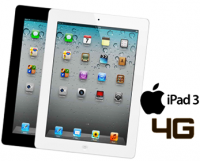 Tablet Apple iPad 3 4G 16GB