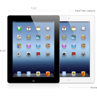 Tablet Apple iPad 3 4G 16GB