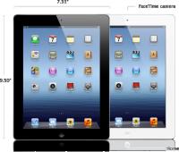 Tablet Apple iPad 3 4G 64GB